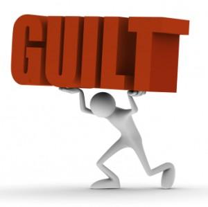 Guilt, useful or useless?