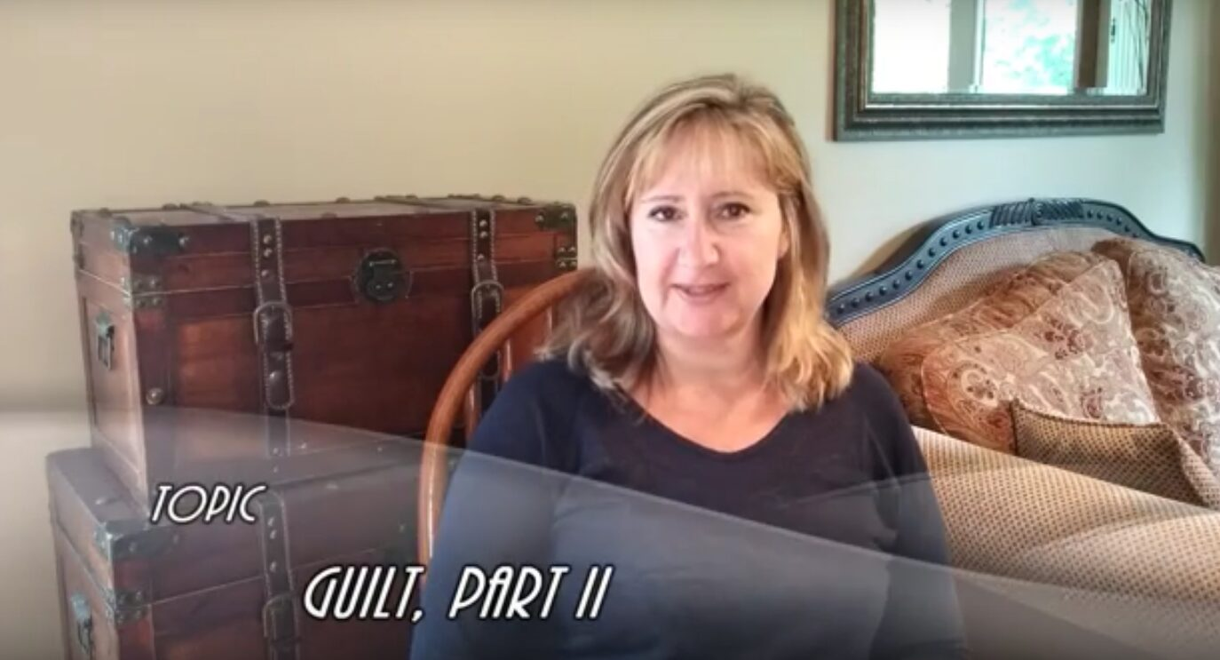 Should we be feeling Guilt as a Parent