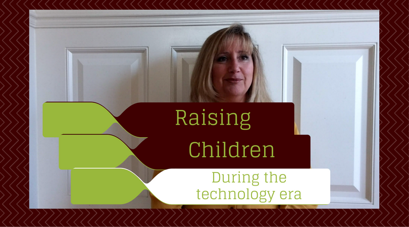 Raising children with Cell Phone.