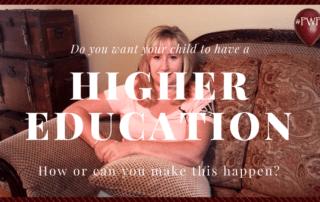 higher edcuation