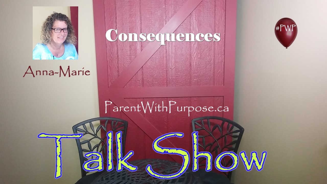 Consequences / Anna-Marie  #PWP Talk Show