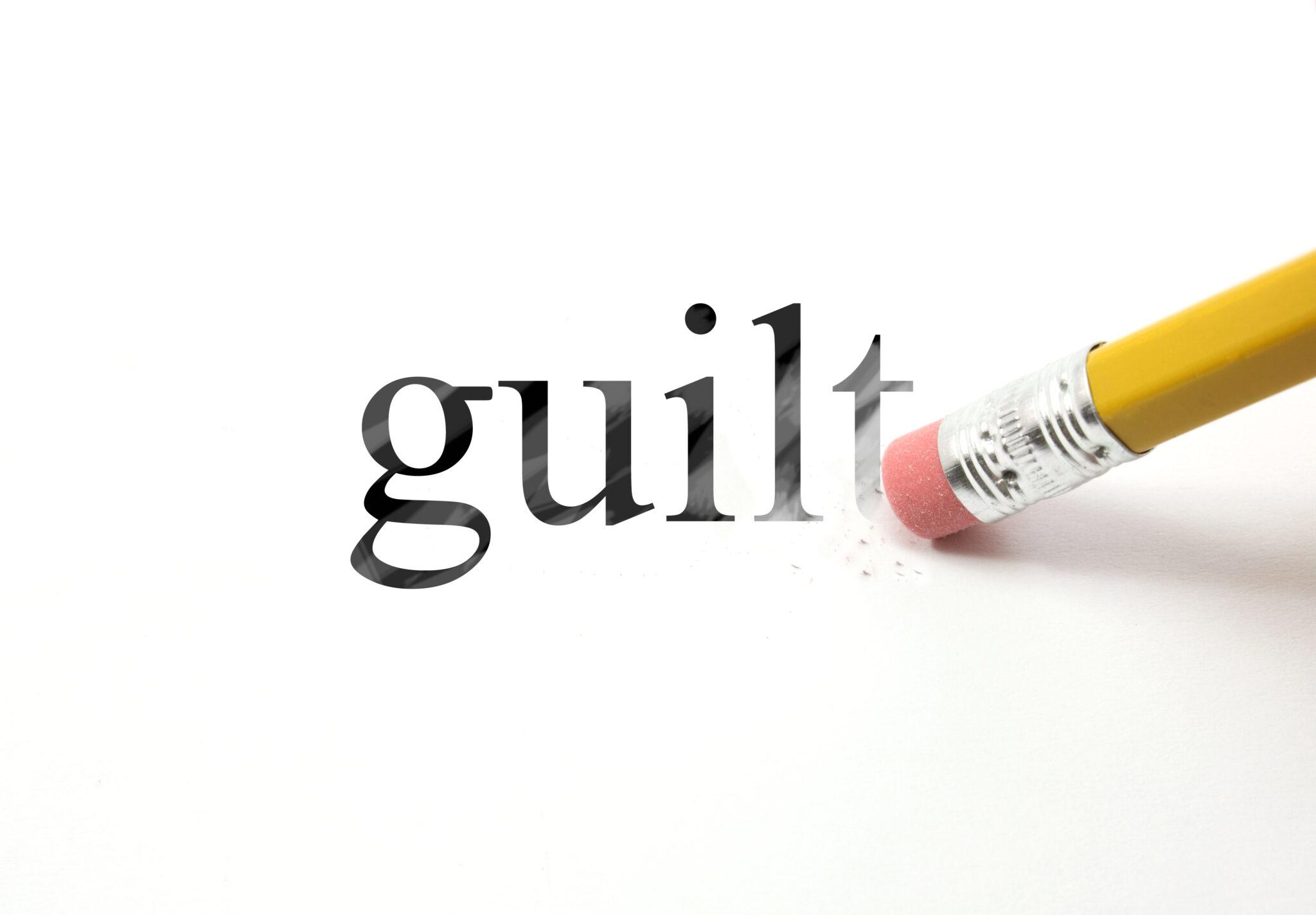 Dealing with Guilt as a Parent