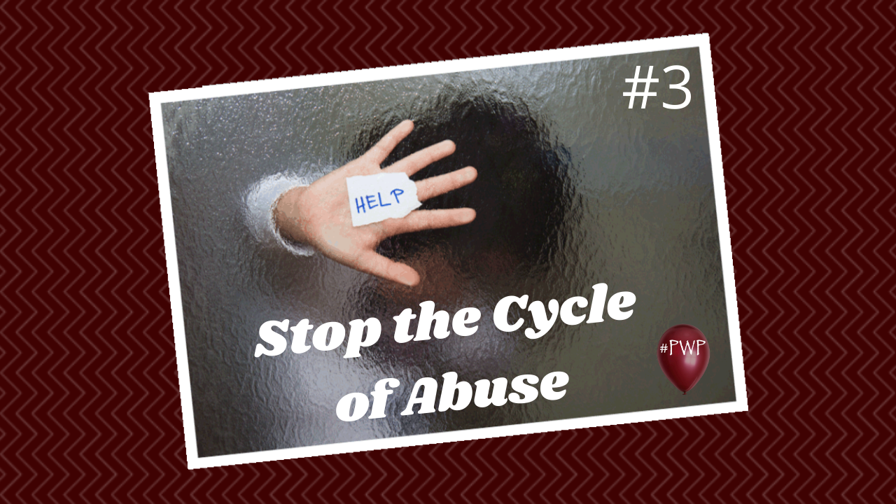 Breaking Cycles of Abuse:   Katarina's story
